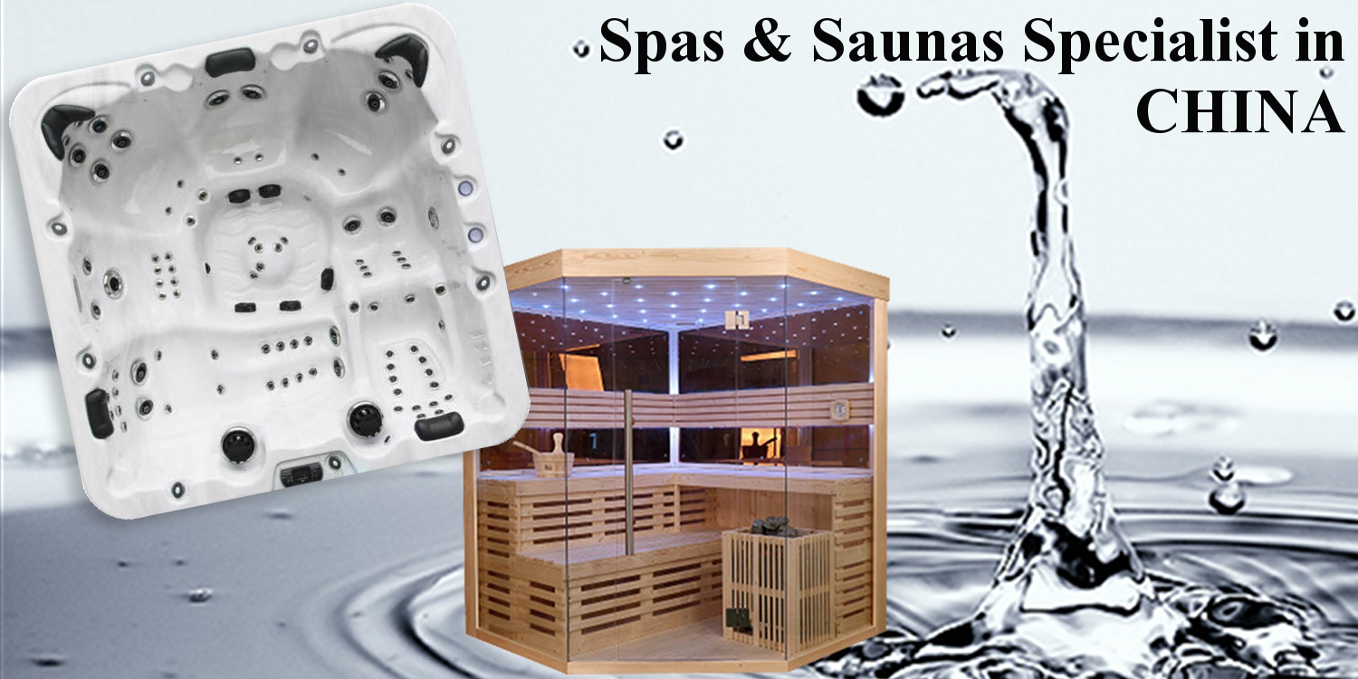 spas made in china